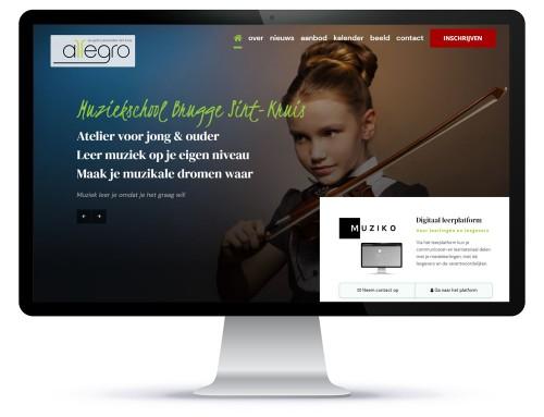 Jeugdmuziekatelier Allegro Brugge